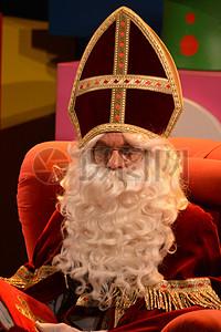 白胡子的圣诞图片