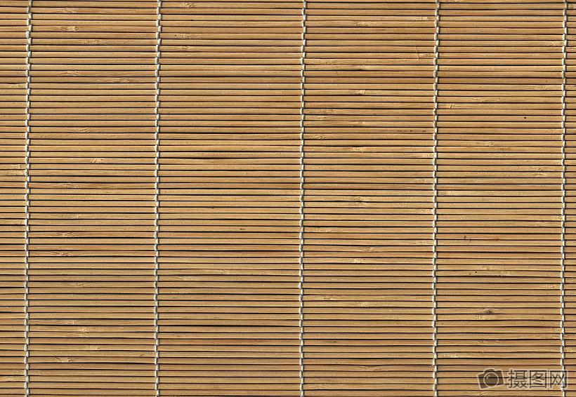 标签: 结构结纹理竹模式桌布广场天然材料单向编织在一起的竹条图片