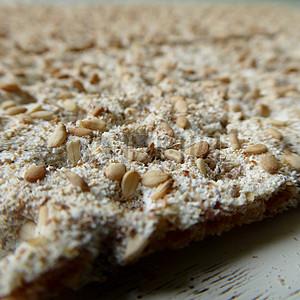 薄脆芝麻饼干图片