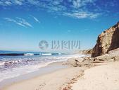 阳光与海滩图片