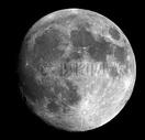 神秘的月亮图片