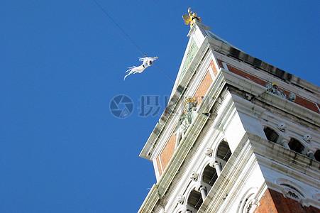 圣马克的钟楼图片