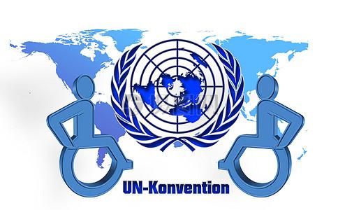 联合国关于残疾人的标志图片