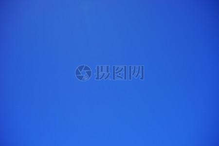 深蓝色的平面色块背景墙图片