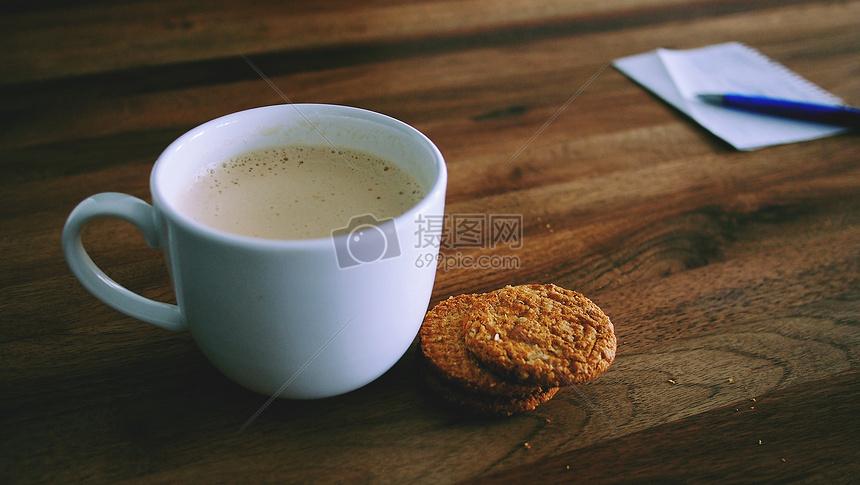 美味的下午茶图片