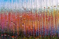 抽象的色彩艺术背景图片