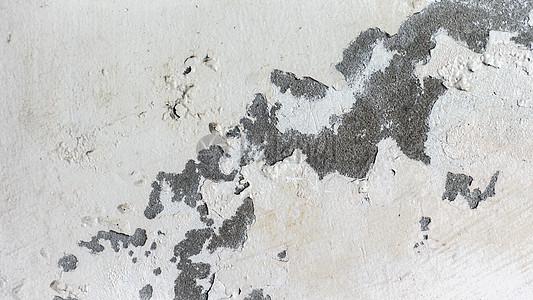 墙皮脱落的墙面图片