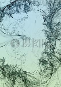 飘逸抽象背景图案图片