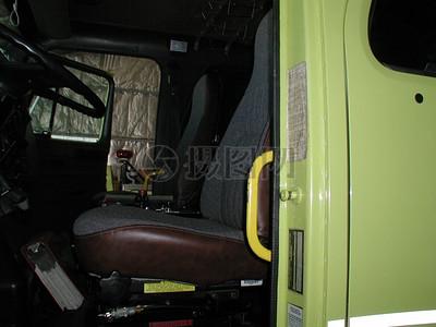 汽车上的真皮座椅图片
