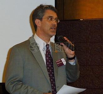 条约国别主任马修Tiedemann呈现在社区REACH研讨会结果图片
