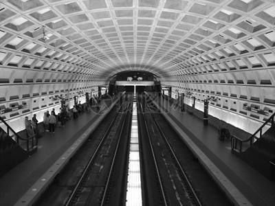 华盛顿特区地铁图片