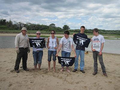 倡导保护生态的小伙伴们图片