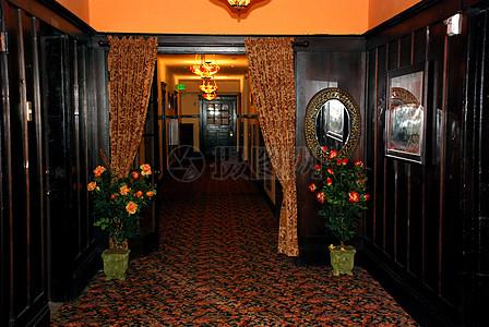 汽车旅馆的内部设计图片