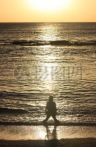 22 01天堂湾鲁奥042_sunset silhouette.jpg图片