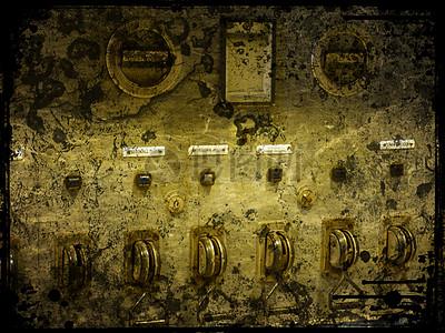 旧的控制面板图片