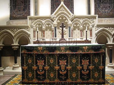 祭祀的台子图片