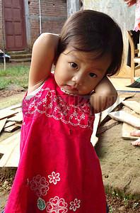 可爱的亚洲女孩图片