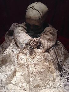 银装素裹的骨架图片