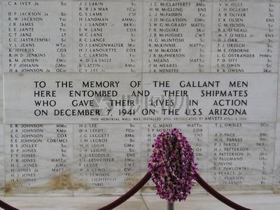亚利桑那号战列舰纪念馆23图片