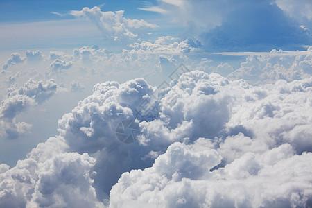 阳光背景,蓝天白云,自然背景图片