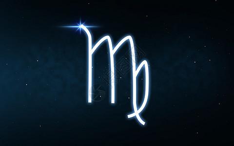 占星术占星术座星座黑暗的夜空恒星背景上座星座夜空星星上图片