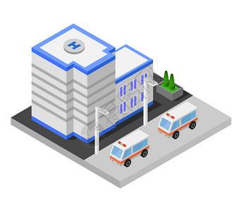 等量度医院图片