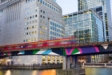 伦敦加那利码头德国航空和天中心办公大楼图片