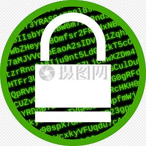 计算机安全锁图片