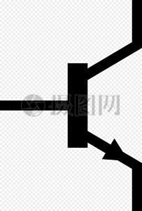 晶体管电路示意图图片