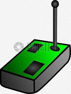 无线遥控器图片
