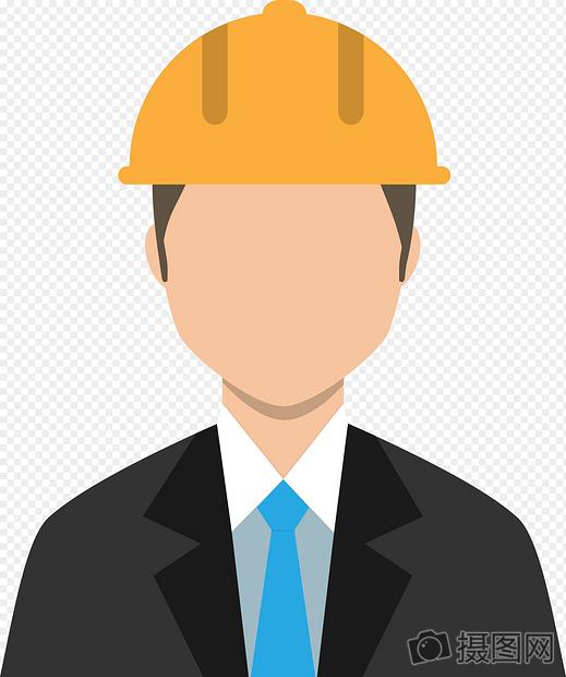 带安全帽的男子图片素材_免费下载_svg图片格式_高清
