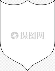 密封, 白, 盾构图片