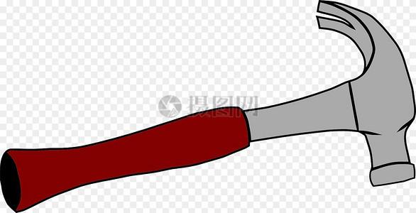 木柄铁锤图片