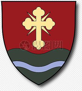 盾构纹章图片