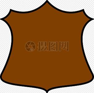 盾构, 棕色图片
