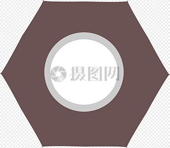 六边形螺母图片