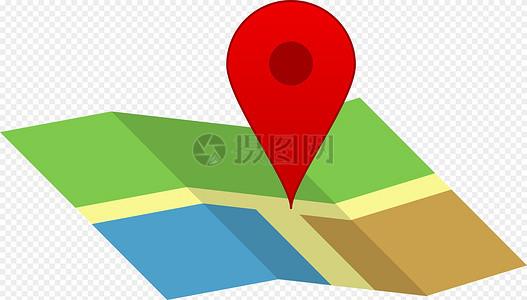 地理位置图标图片