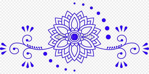 花朵装饰图案图片