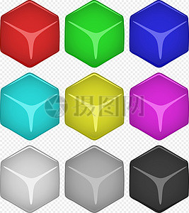 立方体图片