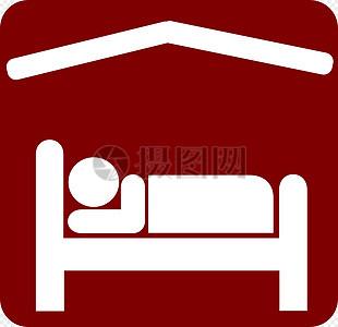 睡眠, 红色, 酒店, 汽车旅馆图片