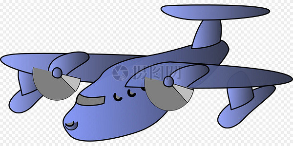 海上飞机图片