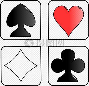 扑克牌房子图片_扑克牌房子素材_扑克牌房子高清图片