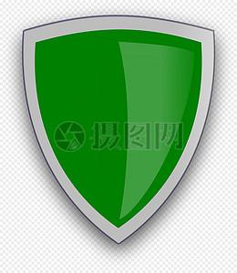 盾构, 绿色图片