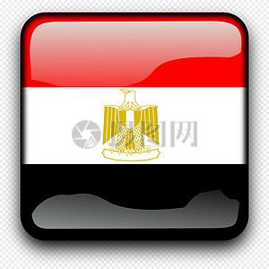 埃及, 国旗, 国家,高清图片