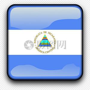 尼加拉瓜, 国旗图片