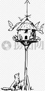 小鸽子的房子图片