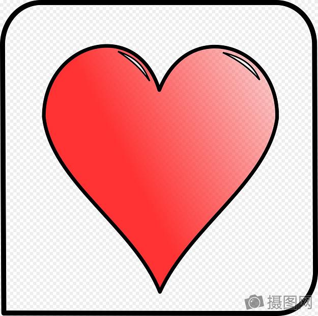 红心标志卡片摄影图片照片免费下载,正版图片编号,就