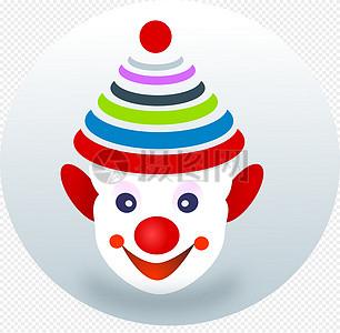 纸盘小丑手工制作图片