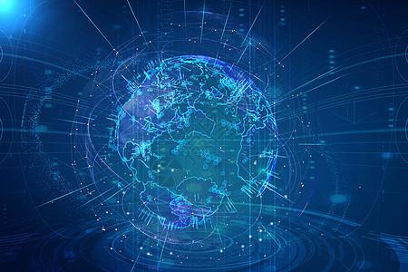 互联网科技通讯信息世界图片