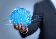 先进的网络信息科技图片